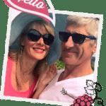Isabelle et Bruno Perraud
